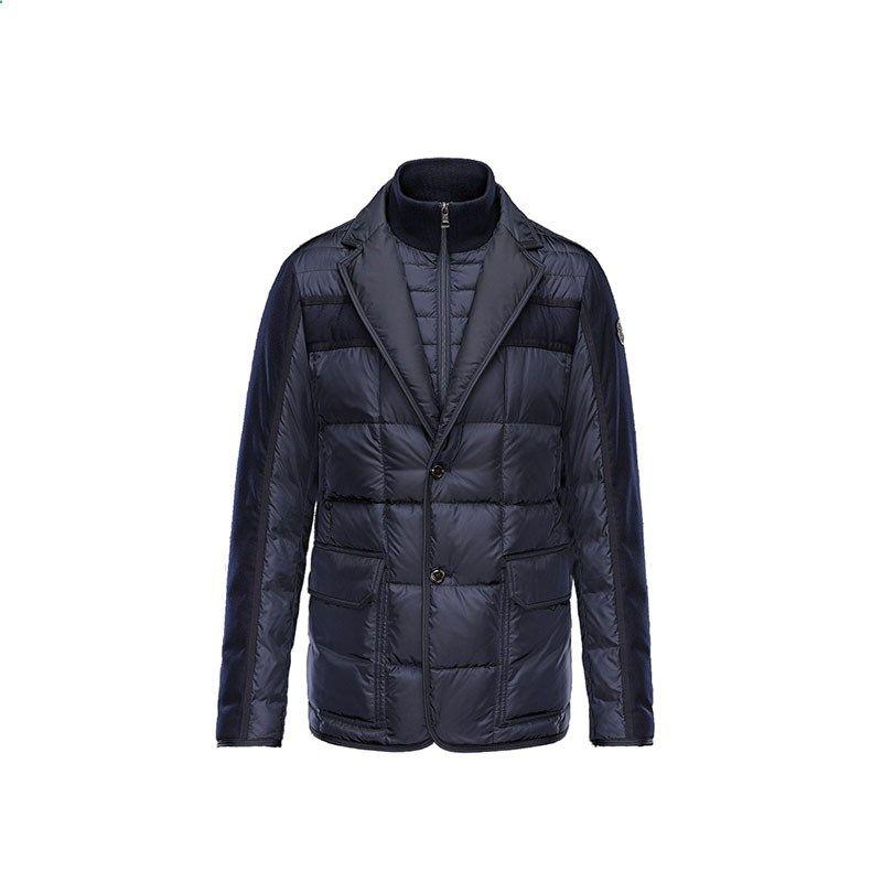 moncler Blazers Dark blue