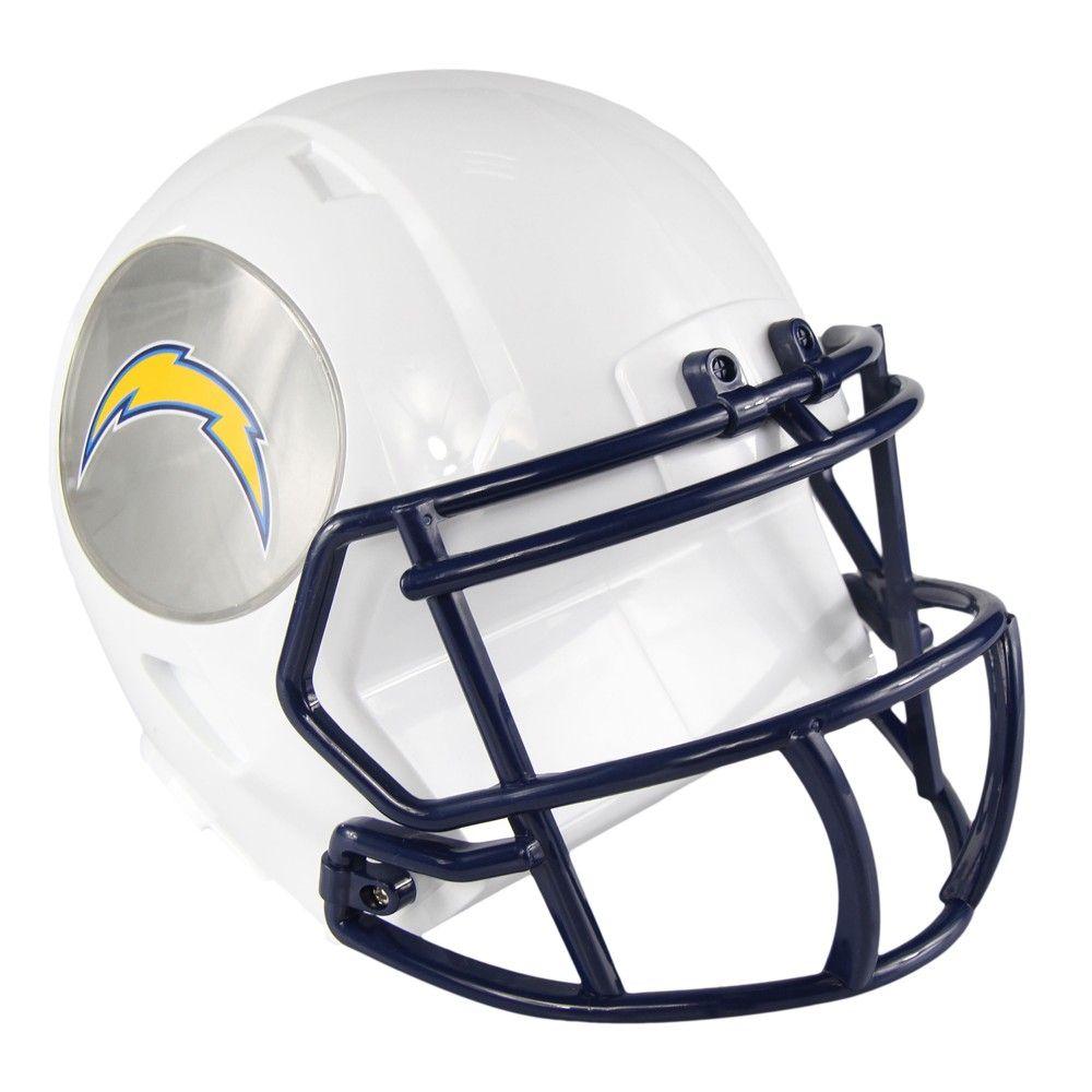 separation shoes 21ca9 1d790 NFL Los Angeles Chargers Mini Helmet Bank