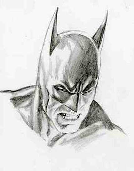 Alex Ross Batman Sketch | SuperFunComicTime2 | Pinterest | Batman Sketches And Comic