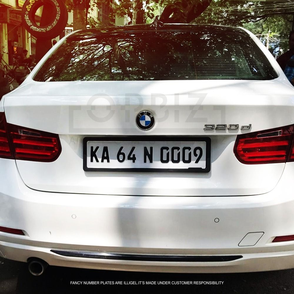 Stop Daring To Dream Big Just Use A German Number Plate Like A