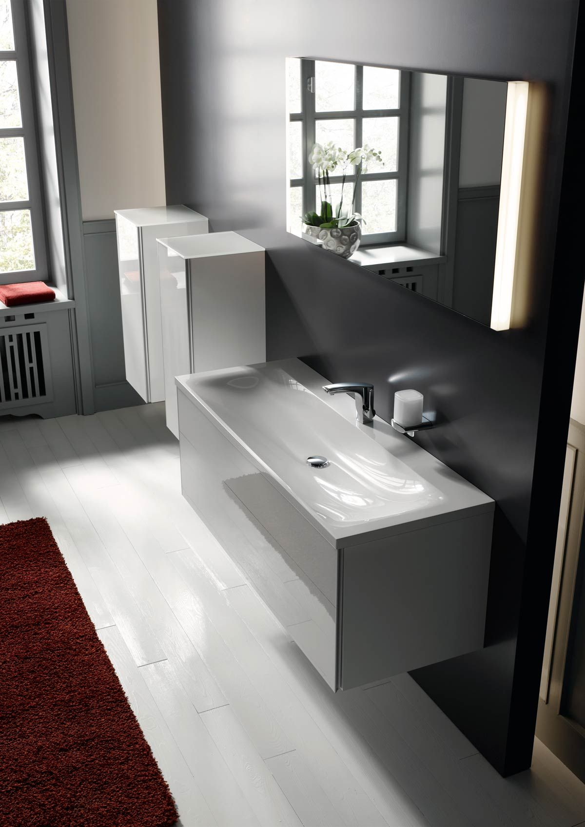 we supply a wide range of quality bathroom mirror cabinets from leading manufactures including keuco vado and laufen - Bathroom Cabinets Keuco