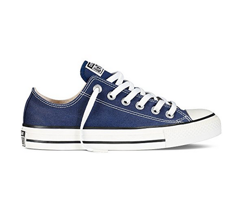 Converse Unisex Shoes All Star Low Top Navy Blue Skate Sneakers -  @TomboyFlair http: