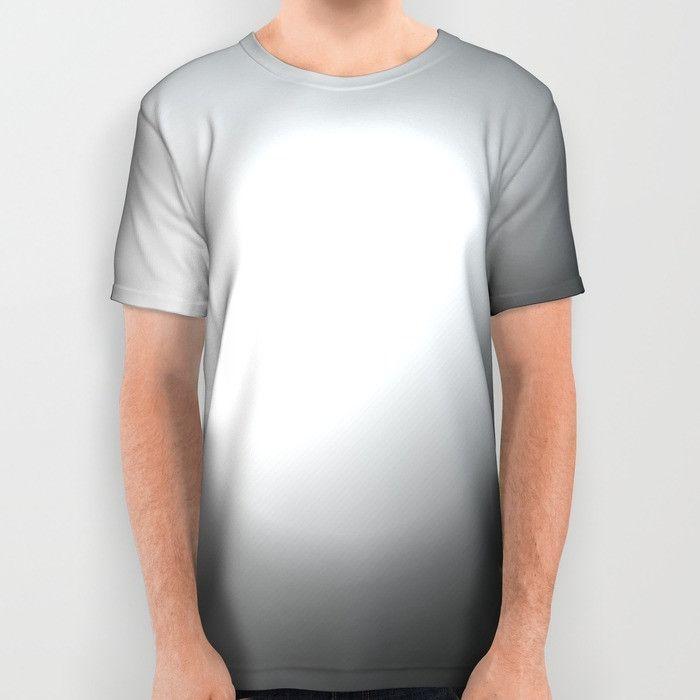 SUN gray   allover T