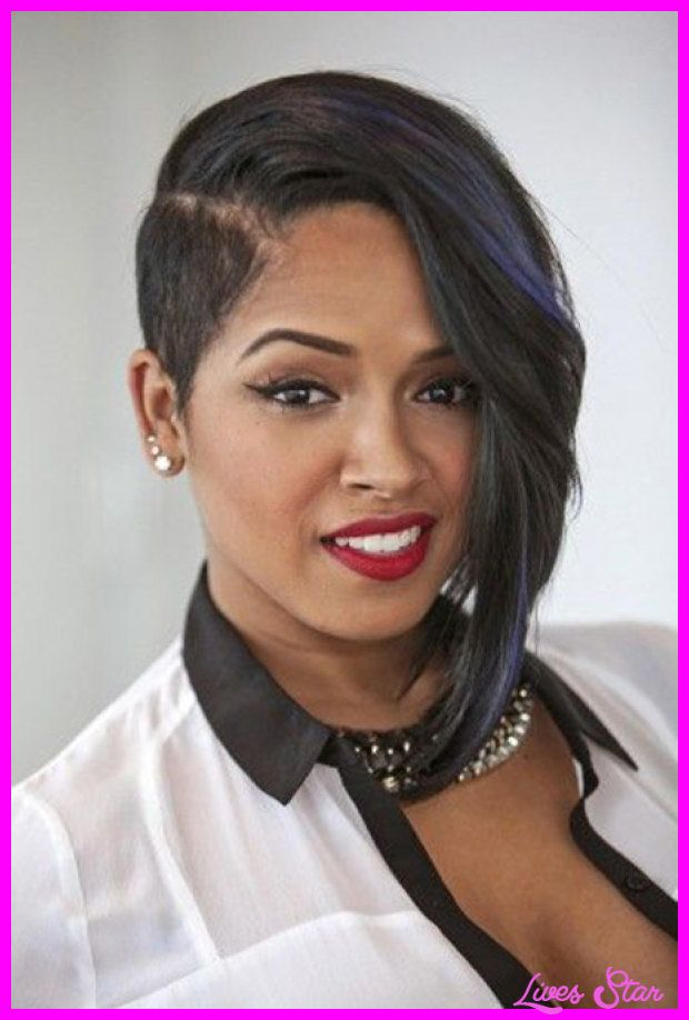 Nice Short Asymmetrical Haircuts For Black Women Lives Star