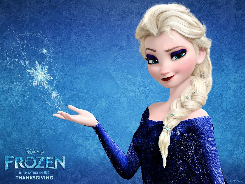 Free Download Latest Frozen Elsa