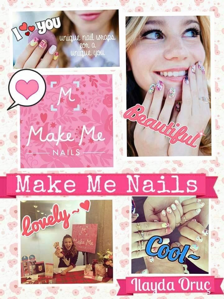 Have you liked @MakeMeNails yet? I promise the app is launching very ...
