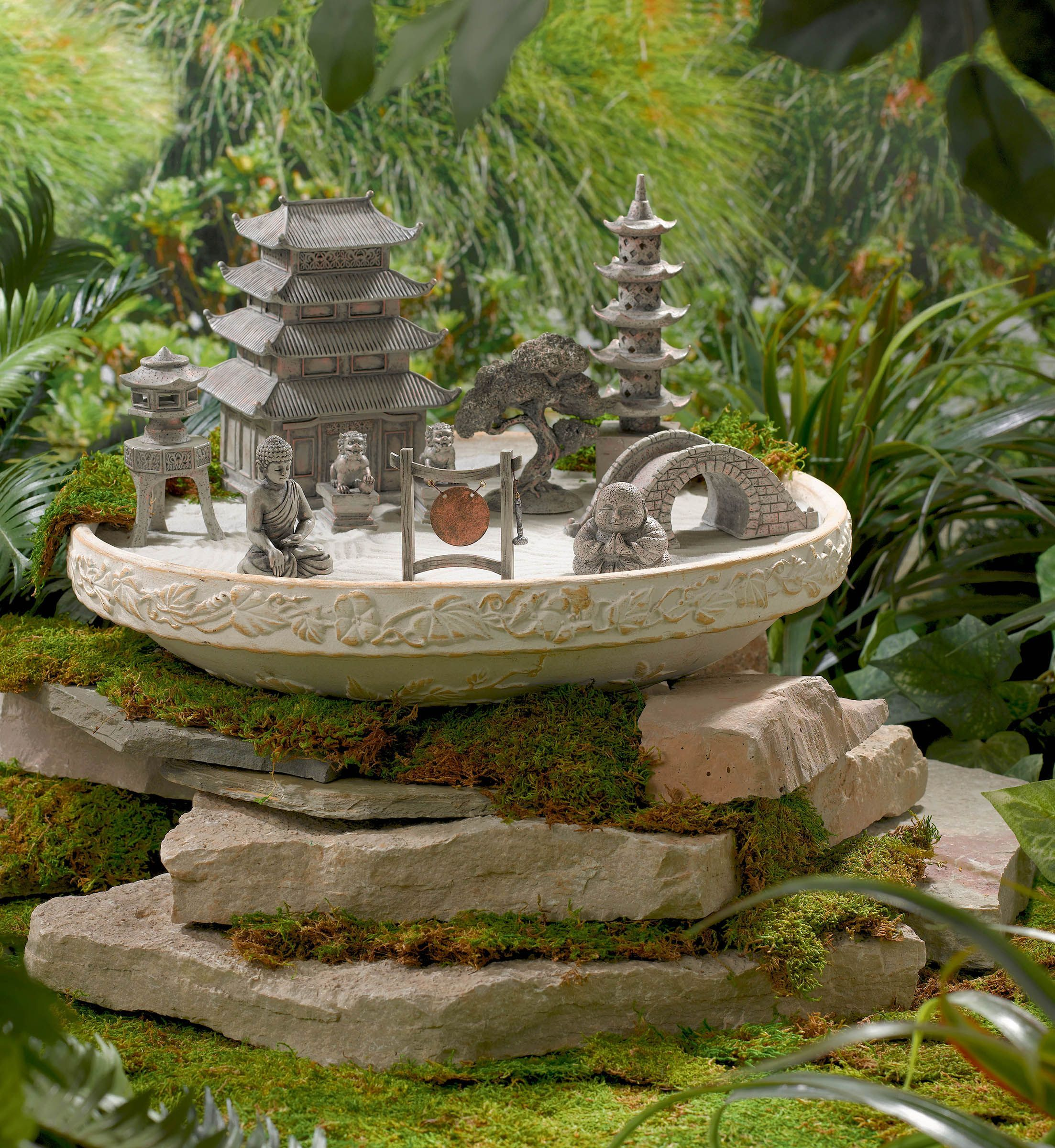 Transform your Zen living into the fairy garden. Grasslands Road has ...