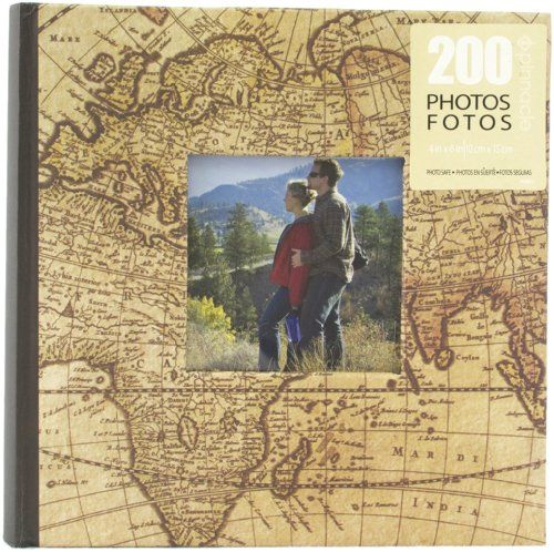 Pinnacle Frames And Accents Antique Map 200 Pocket Travel Photo