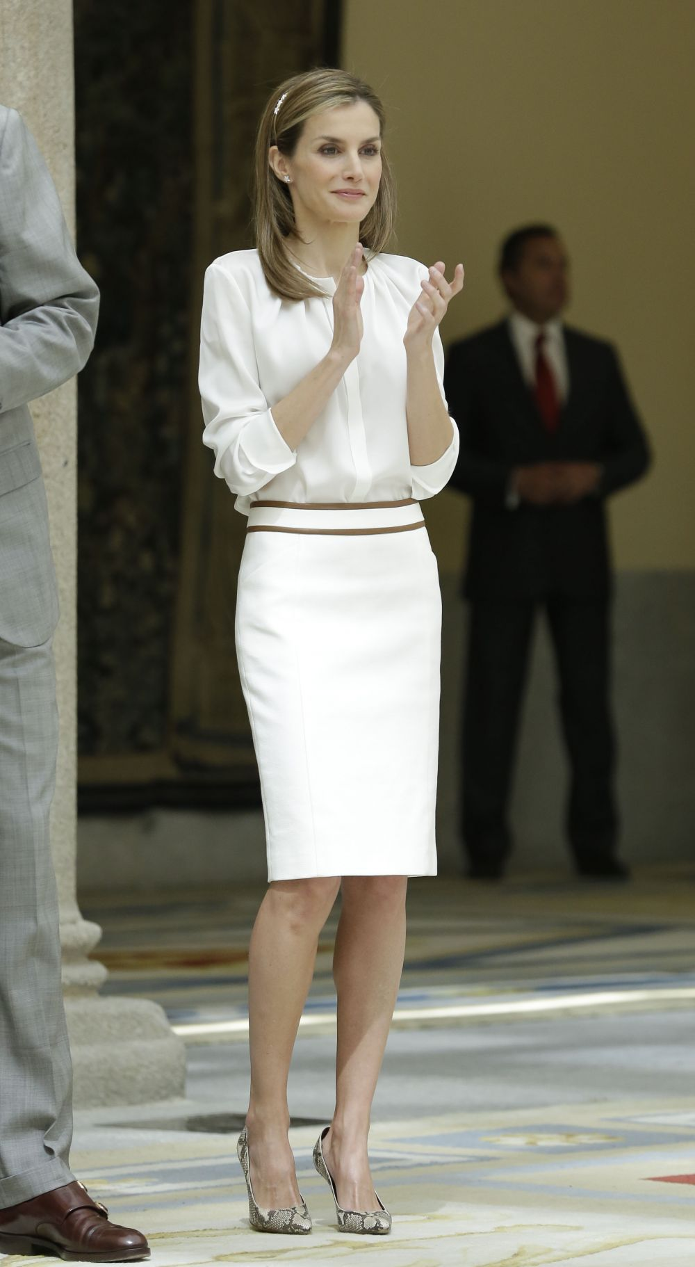 Stylish Princess Letizia of Spain