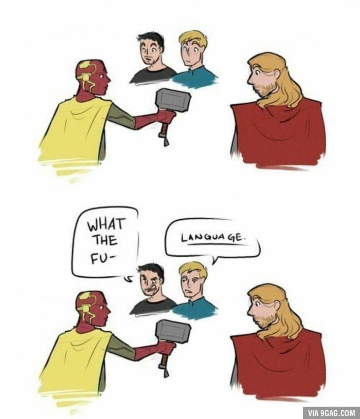 Language! - Cap