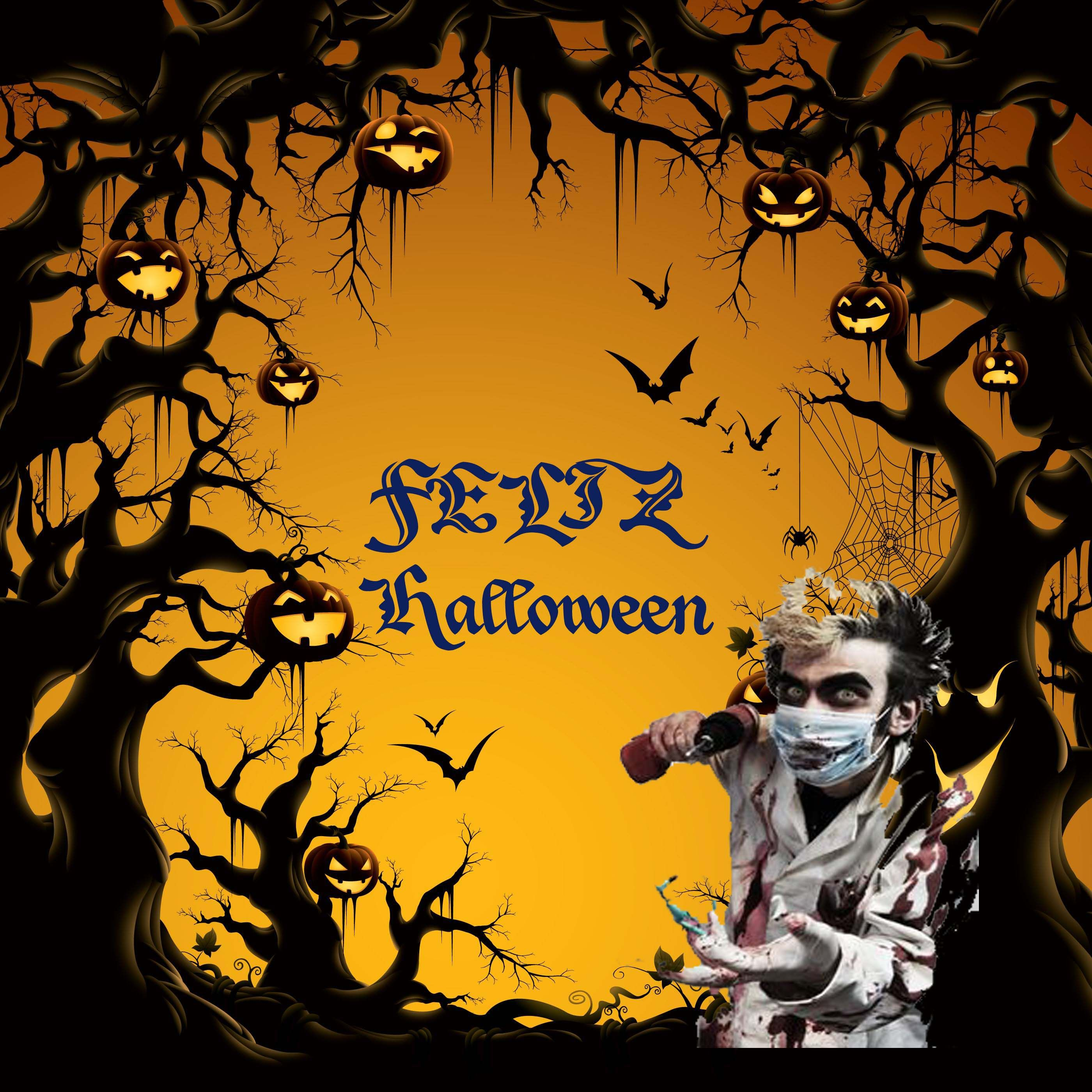 Feliz Halloween 2014 te desea Tot Dental