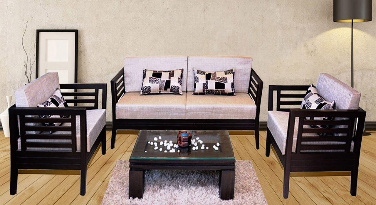 Tamilnadu A1 Interiors Wooden Sofa Set Designs Wooden Sofa Set Sofa Design