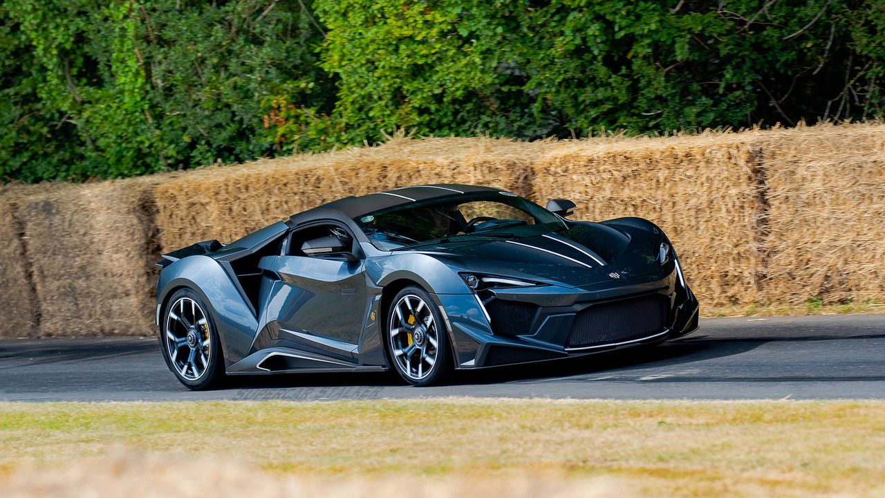 Starring W Motors Fenyr Supersport By Paul O Sullivan Latest Cars Super Cars New Cars
