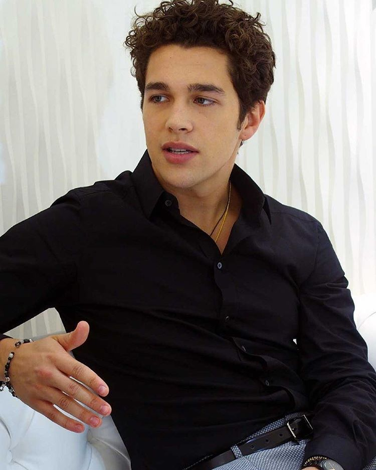 Austin Mahone interview over dating