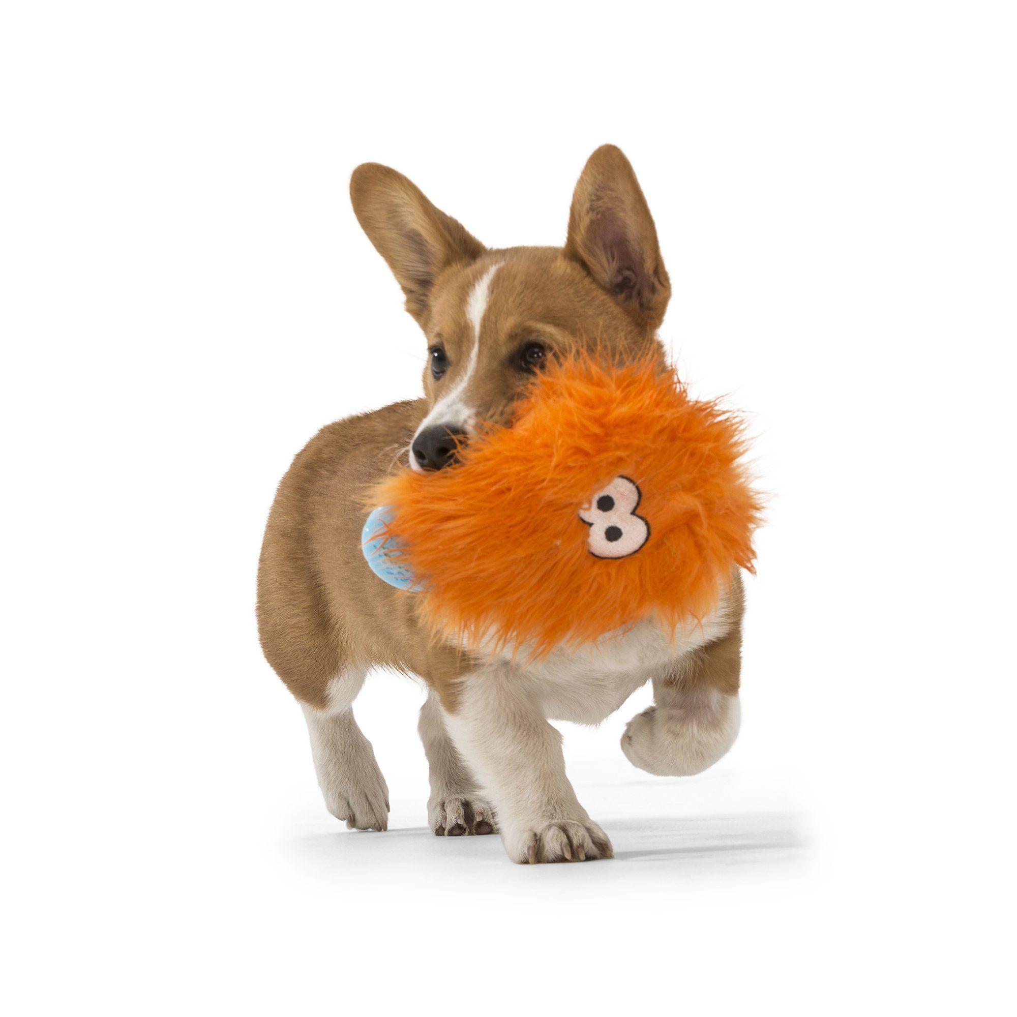 West Paw Rowdies With Hardytex And Zogoflex Durable Plush Dog Toy