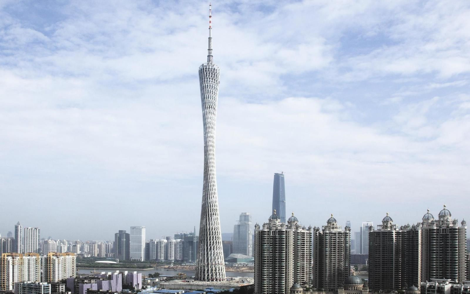 Image result for Canton Tower, China