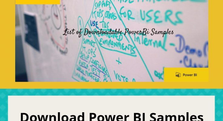 Download Full and Complete List of Power BI Service \ Desktop - service list samples