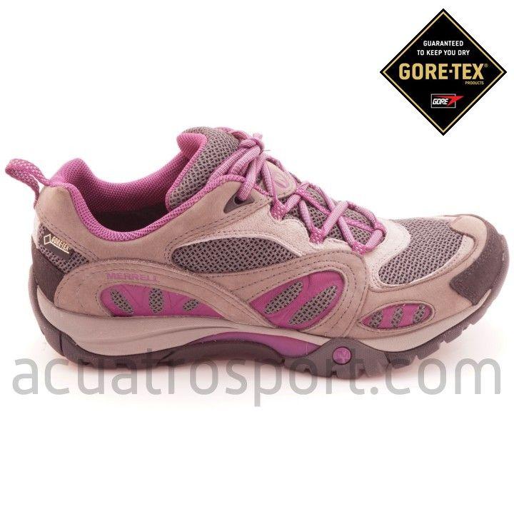 zapatillas merrell mujer