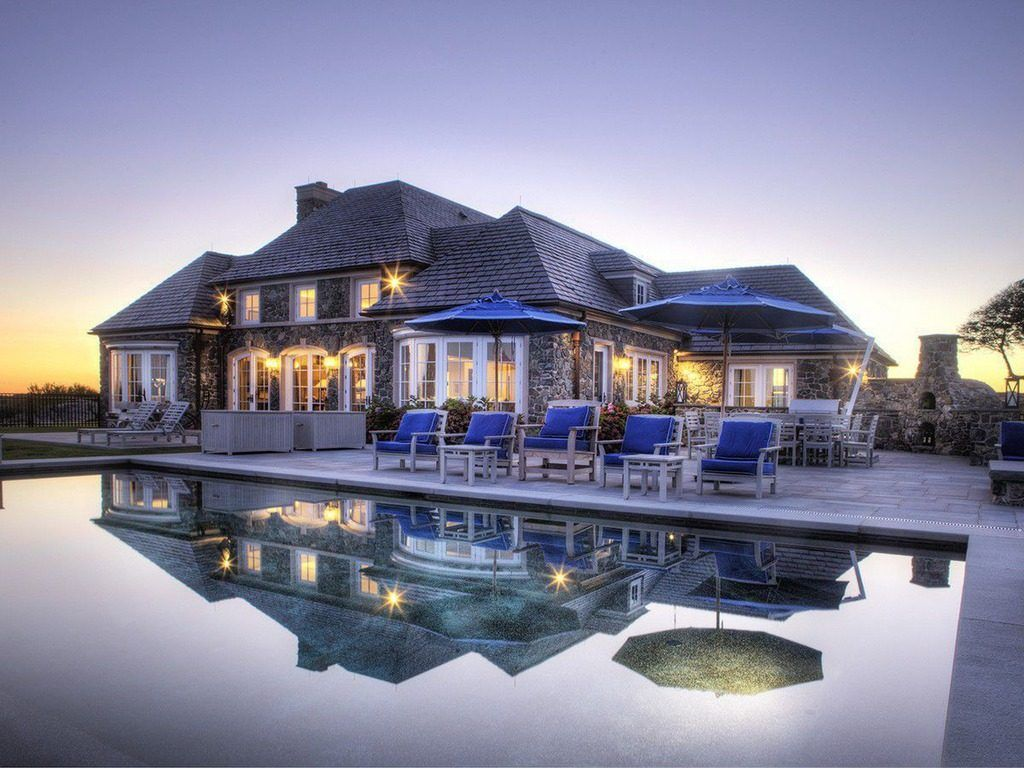 Top 10 Most Expensive Mansions With Prices Topteny Com Ocean House Expensive Houses Mansions