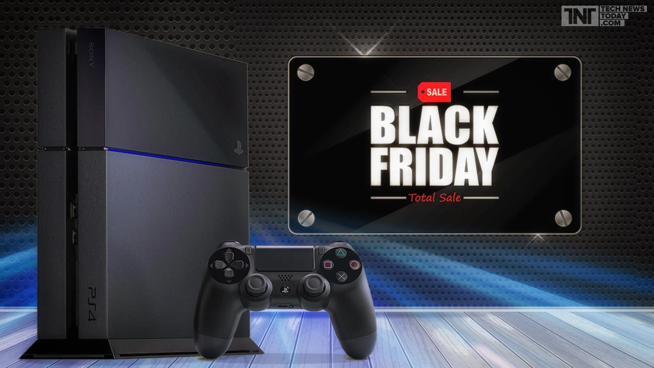 7264a501f6c Sony PlayStation 4: Best Deals On Black Friday | SONY | Playstation ...
