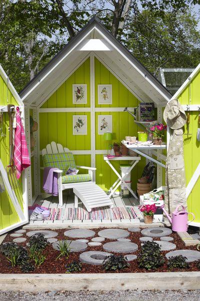 puutarha,puutarhavaja,värikäs,oleskelutila,oleskelupaikka