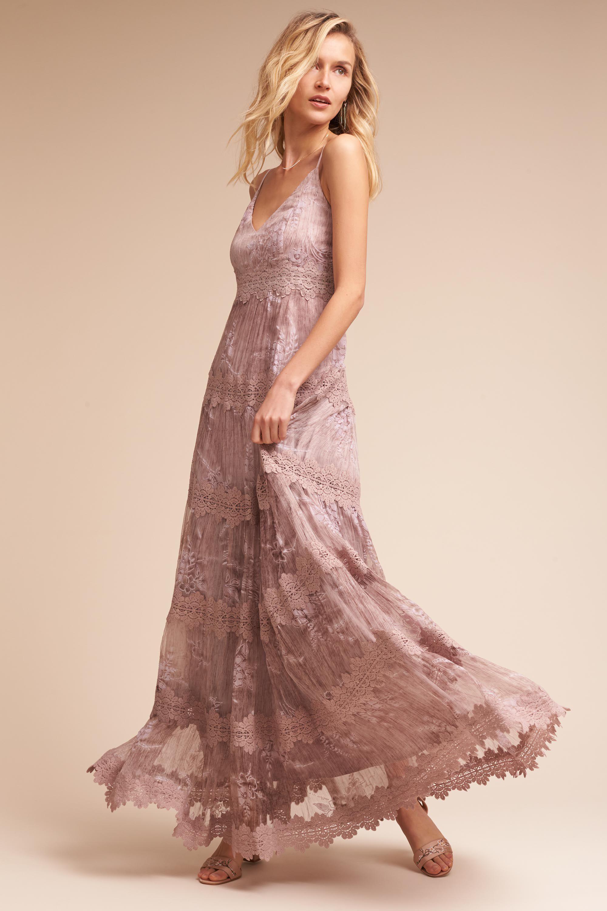BHLDN Lavender Joni Dress in Bridal Party | BHLDN | bridesmaid dress ...