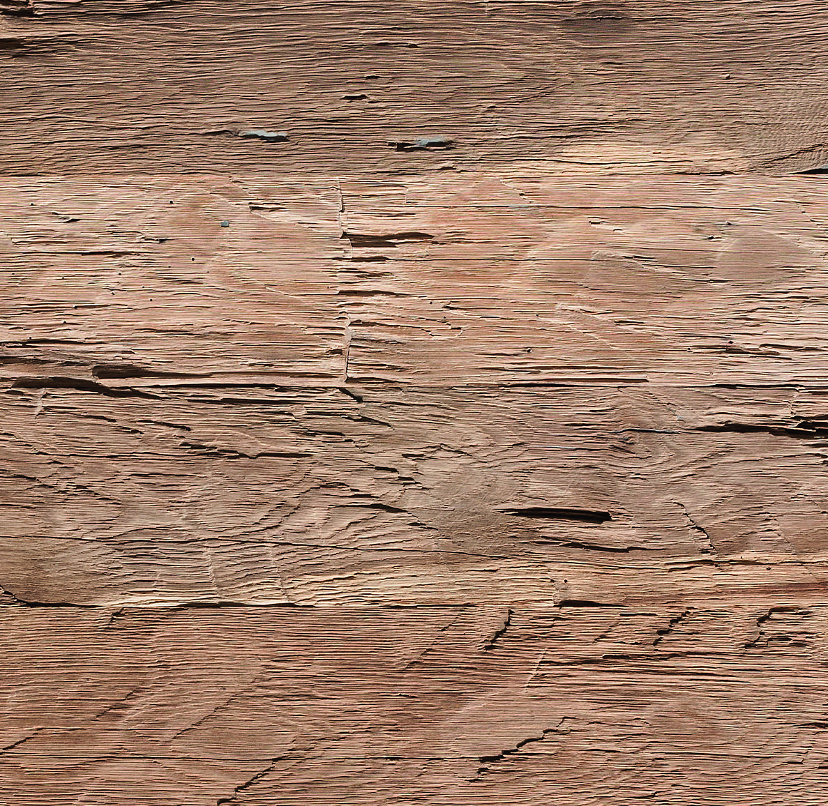 Reclaimed old wood covering - oak big cut Rivestimento in legno ...