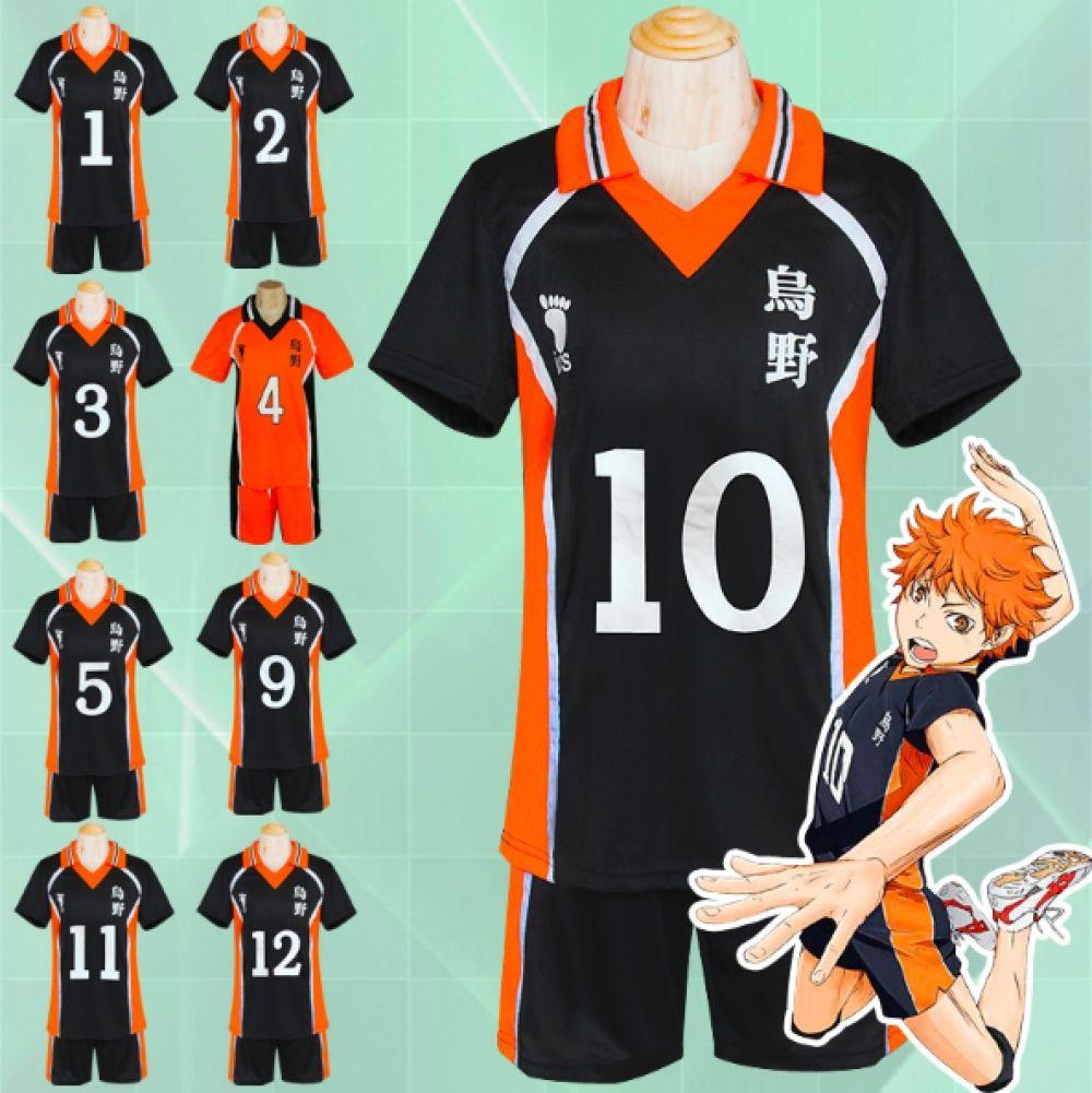 Haikyuu Karasuno Volleyball Uniform Price 31 90 Free Shipping Anime In 2020 Haikyuu Cosplay Cosplay Costumes Cheap Cosplay Costumes