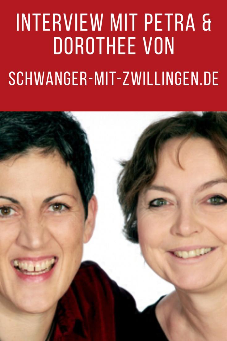 Schwanger mal zwei – Interview mit Petra & Dorothee von schwanger-mit-zwillingen.de