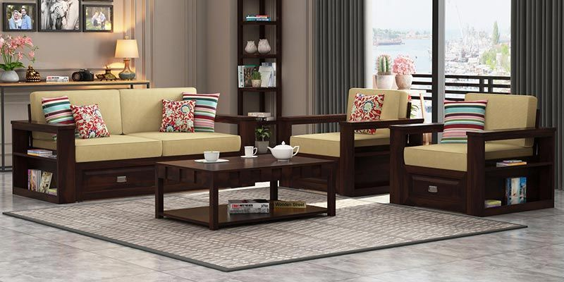 Wooden Sofa Set Under 10000 Wooden Sofa Set Designs Sofa Set