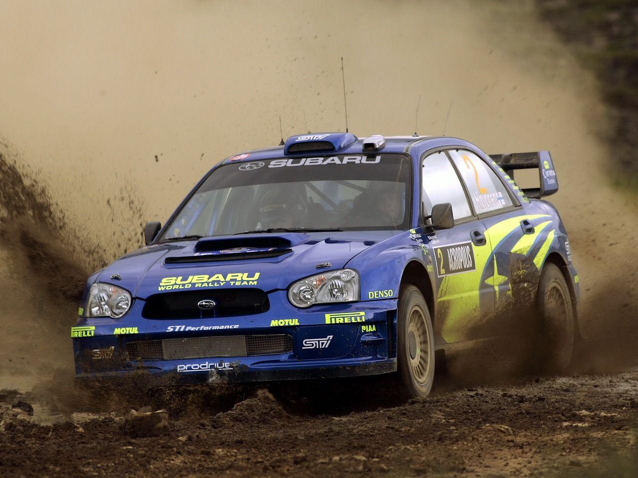 Subaru Impreza Wrc Rally Car Subaru Rally Subaru Impreza Wrc Subaru Wrc