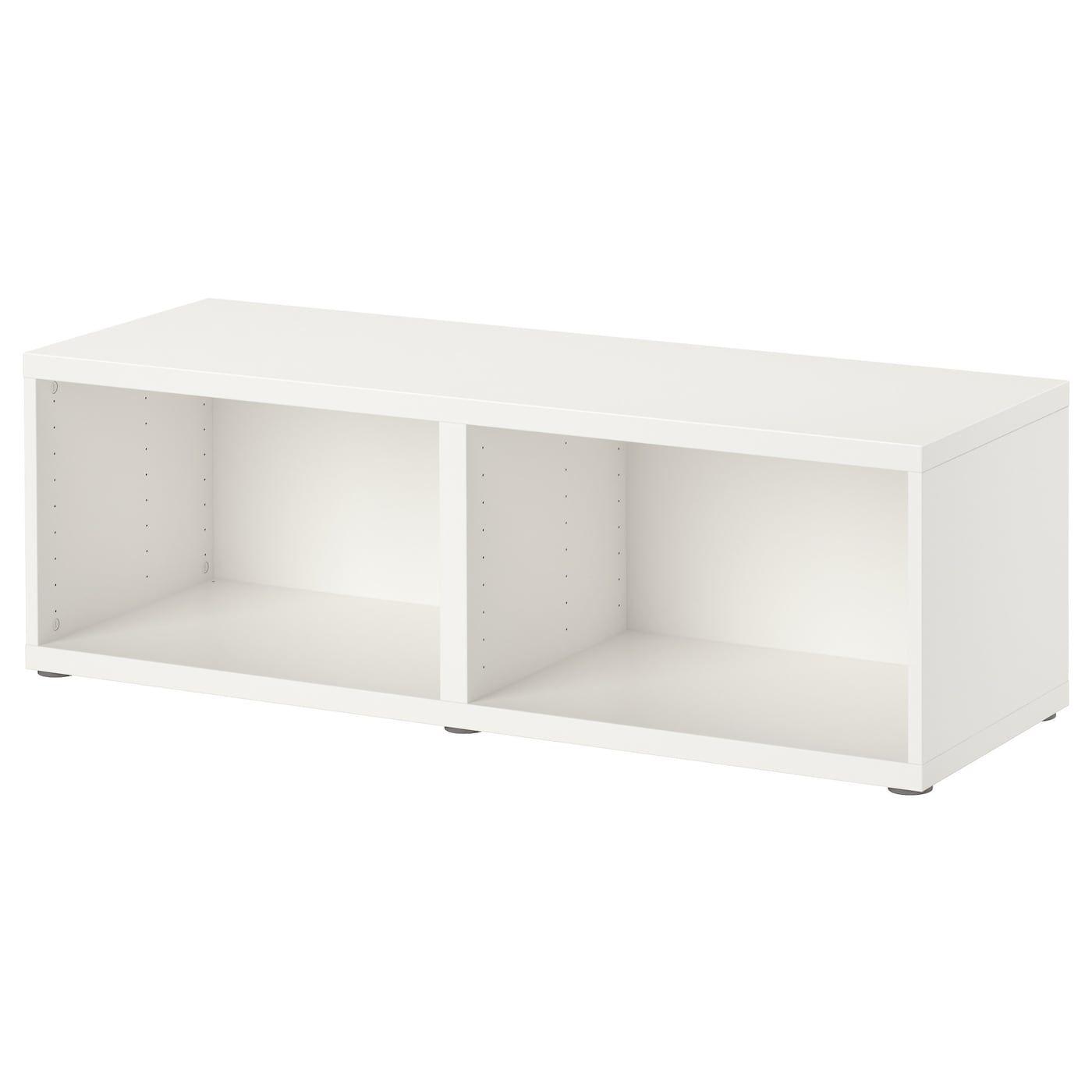 Bestå Structure Blanc Idée Chambre Damis Ikea Et
