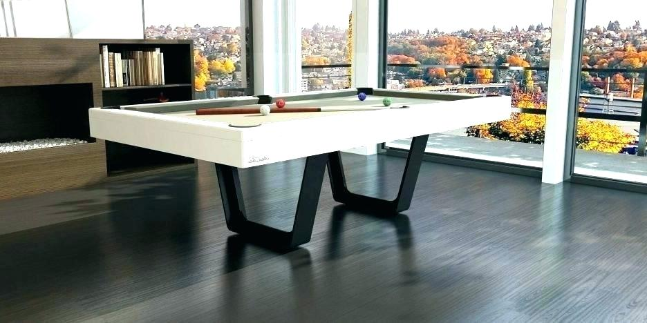 Pool Table Turns Into Dining Table Pool Table Dining Table Combo