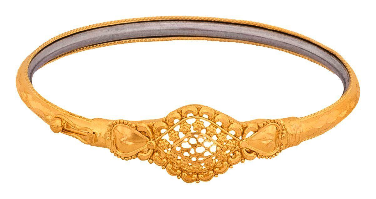 Senco Gold 22k Yellow Gold Bangle   Jewelry   Pinterest   Gold ...