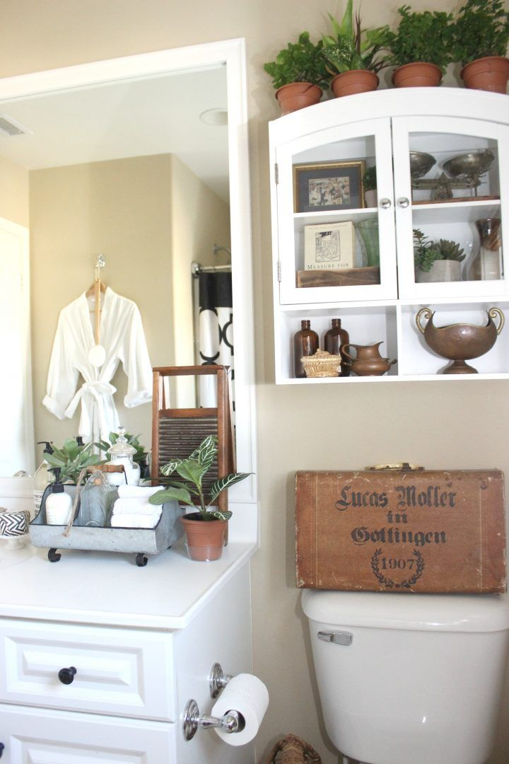 DIY Mirror Frame Kit  Simple Bathroom Home Decor Pinterest
