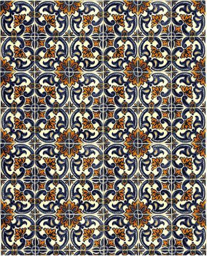 Miniature Dollhouse Tile Flooring: Printies: Mini Tile & Flooring