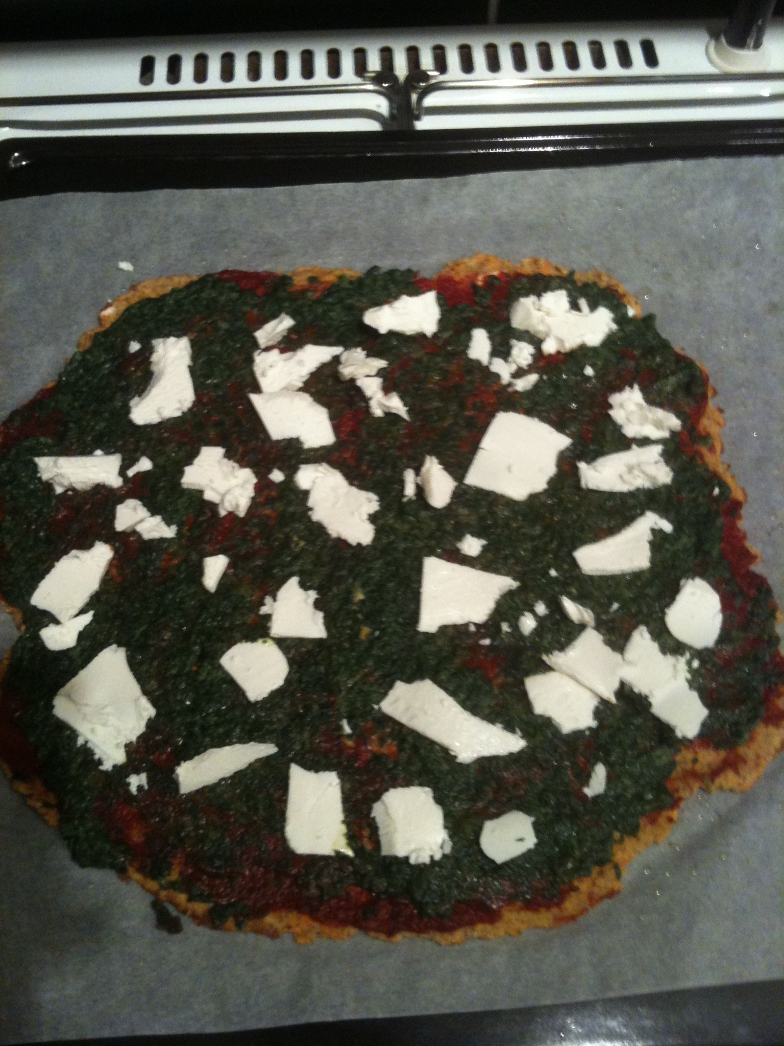 Wonderfull paleo pizza :)