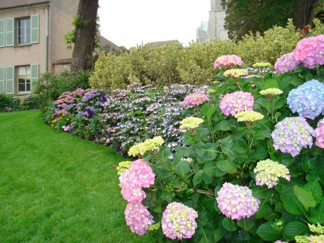 plate-bande de fleurs décorative | Jardin | Pinterest | Gardens