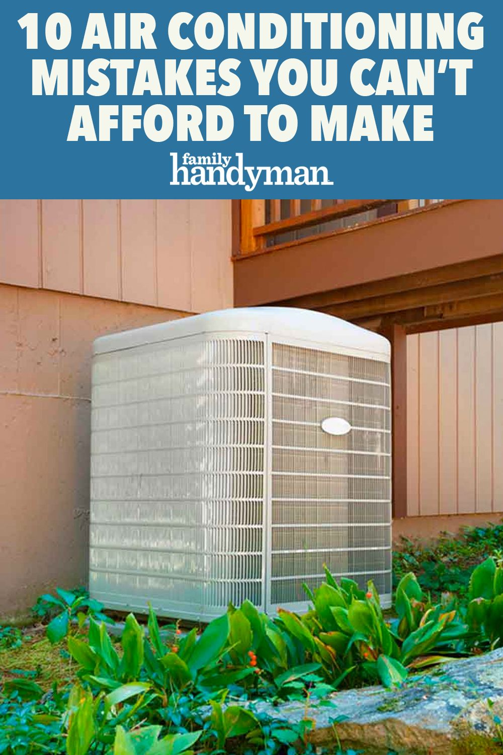 10 Air Conditioning Mistakes You Can T Afford To Make In 2020 Canning Household Hacks Lake House