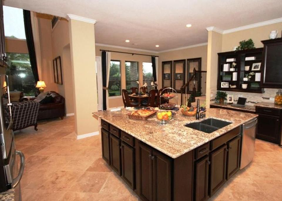 Timberlake Tahoe Cabinets In Espresso Kitchen