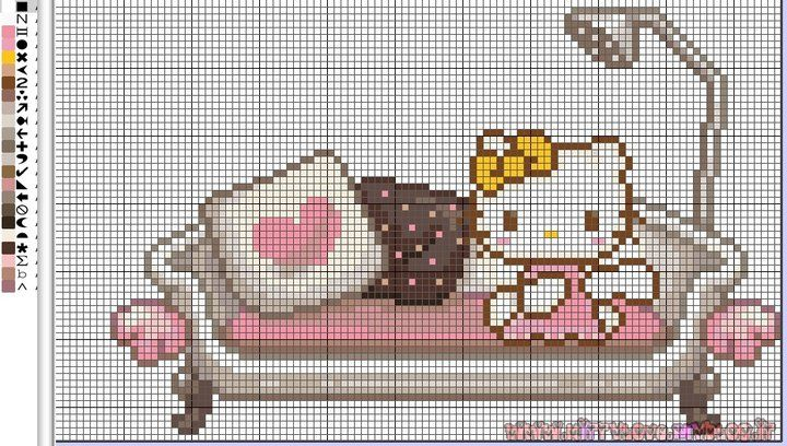 Pin de Annie Banks en Hello Kitty | Pinterest | Hello kitty, Nena y ...