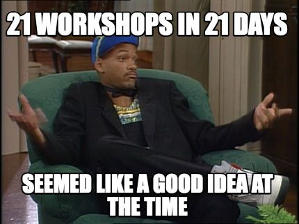 Funny Meme Caption Ideas : Meme maker workshops in days seemed like a good idea at