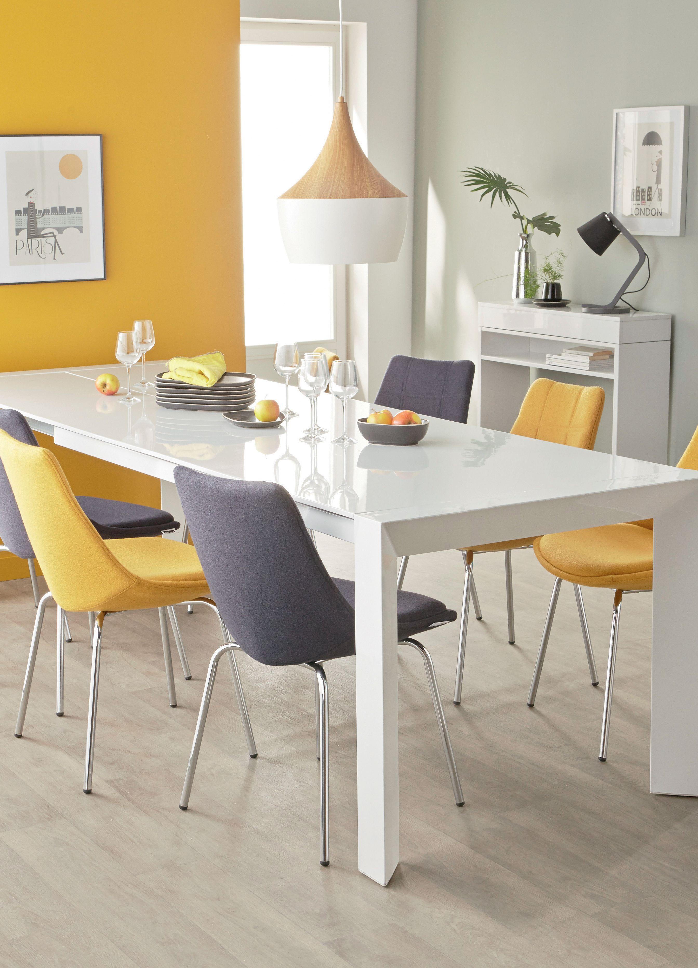 Table De Repas Extensible - Décoration - Déco