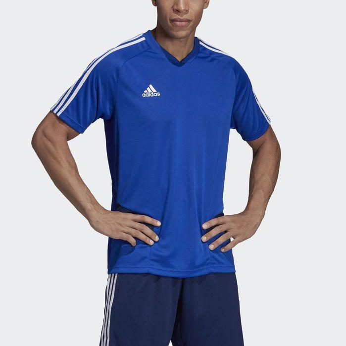 adidas Women's Tiro 19 Soccer Jersey