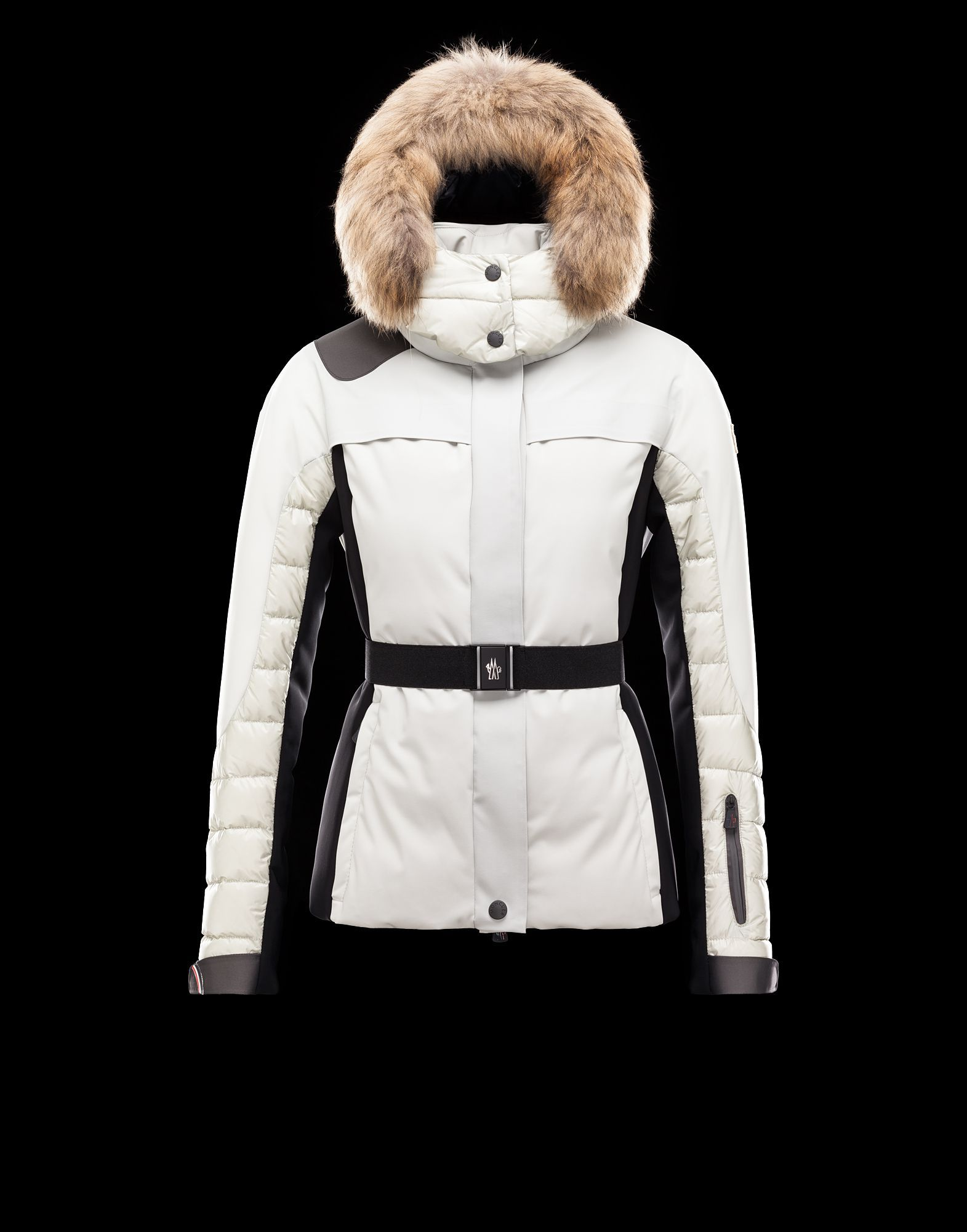 can moncler be used for skiing