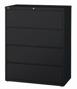 Lovely Hon 5 Drawer Lateral File Cabinet