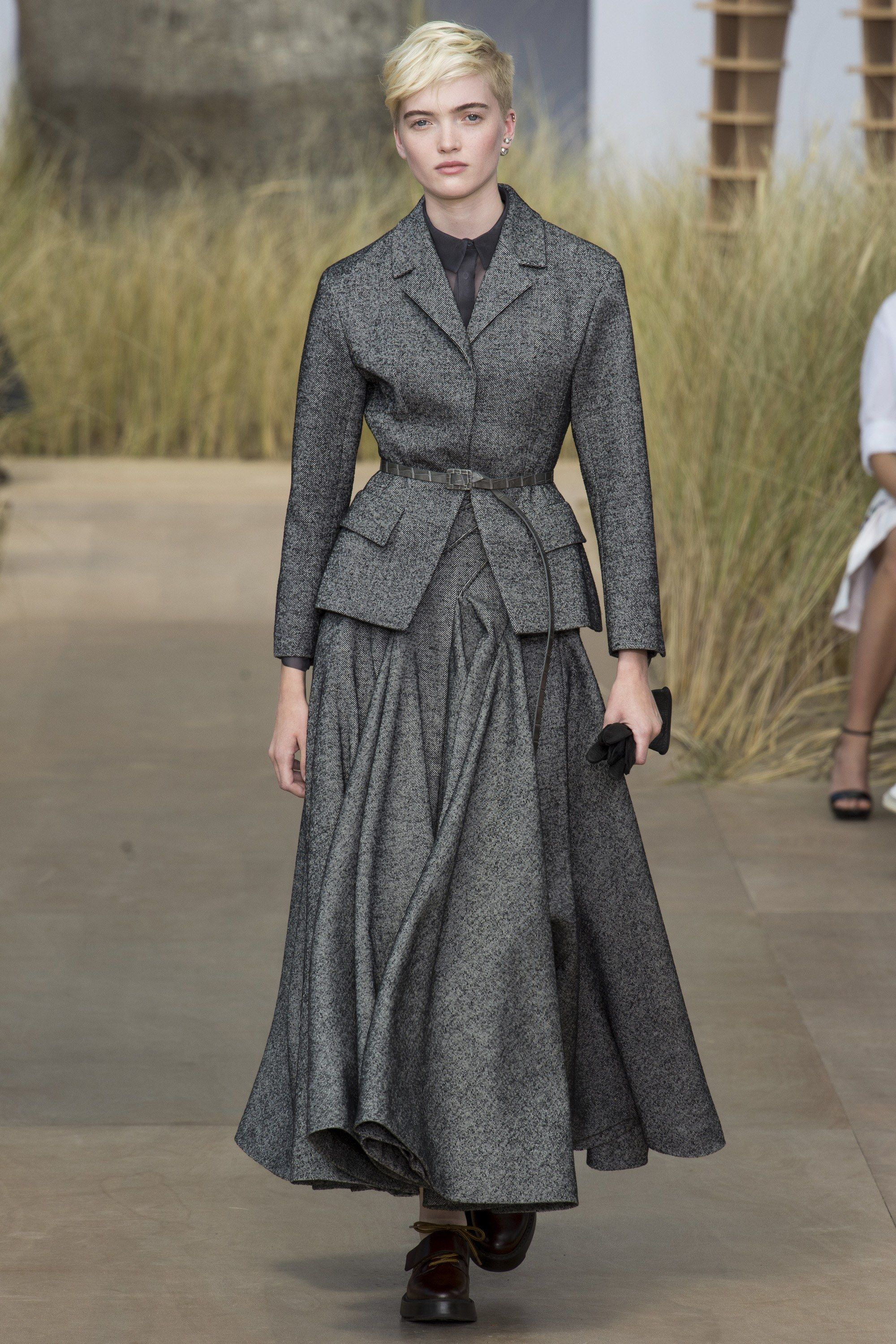Dior christian haute couture fall runway