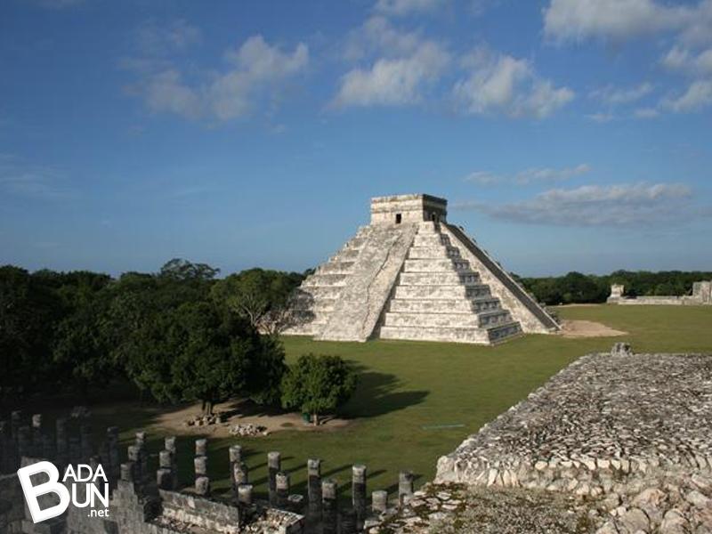 Los 20 Lugares Que Prueban Que México Es El País Mas Hermoso Del Mundo El 9 Viajes En Mexico Chichen Itza Cancun Lugares Turisticos