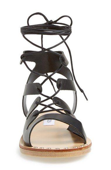 Steve Madden 'Rella' Ankle Wrap Sandal (Women) | Nordstrom