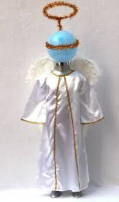 Cebb9ac08c7c82935fd5c83418ed968a Jpg 173 292 Disfraz De ángel Disfraz Angel Niña Disfraz De Angelito